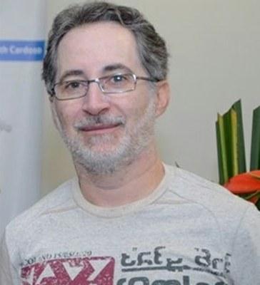 Pesquisador e professor Marcos Aurélio Gomes