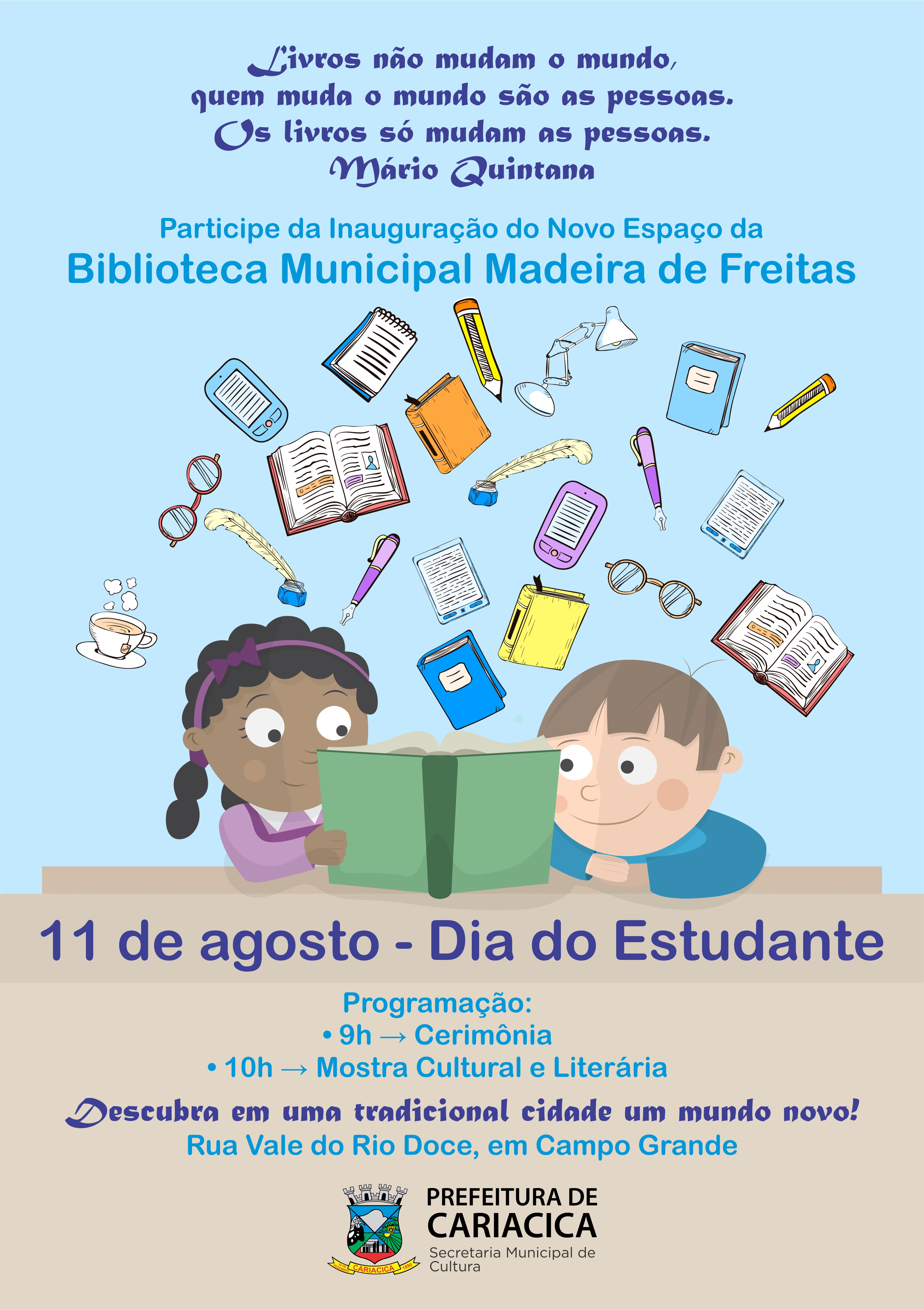 Biblioteca Pública Municipal de Cariacica