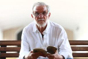 Raimundo Carrero prefacia o livro (Foto: Bernardo Dantas/ DP/D.A Press)