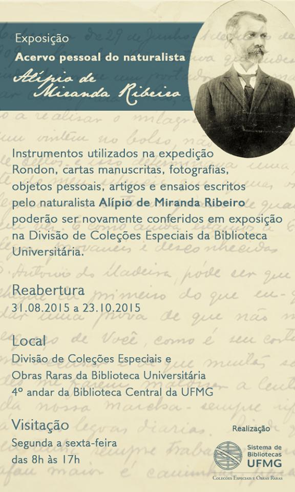 Alípio de Miranda Ribeiro