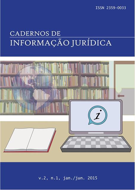Cadernos de Informação Jurídica Cajur