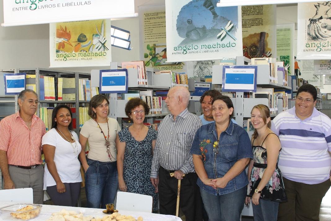 Exposição Itinerante Angelo Machado