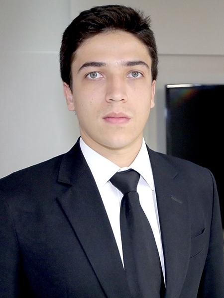 André Siqueira Sales, advogado do CRB-6
