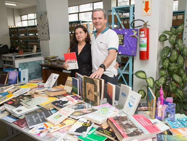 Biblioteca Municipal Ataliba Lago (Foto: Douglas Fernandes/Flid/Divulgação)