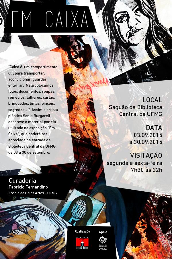 Exposição EM CAIXA UFMG