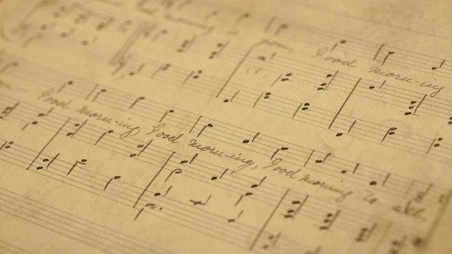 Canção criada no século 19 é até hoje uma das mais populares do mundo (Foto: Reprodução/Reuters)