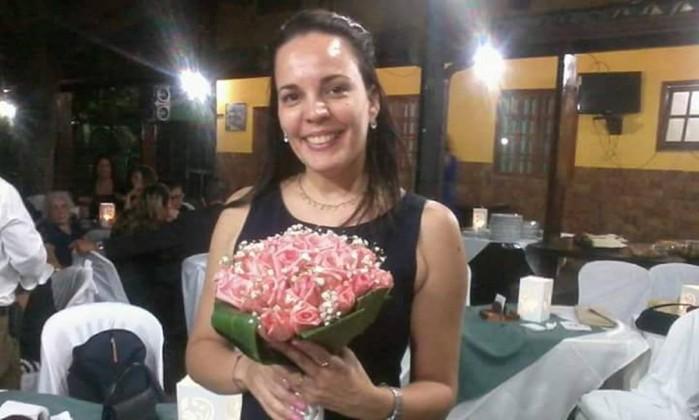 Tatiane de Assis, morta em acidente com ônibus em Paraty, na Costa Verde (Foto: Reprodução)