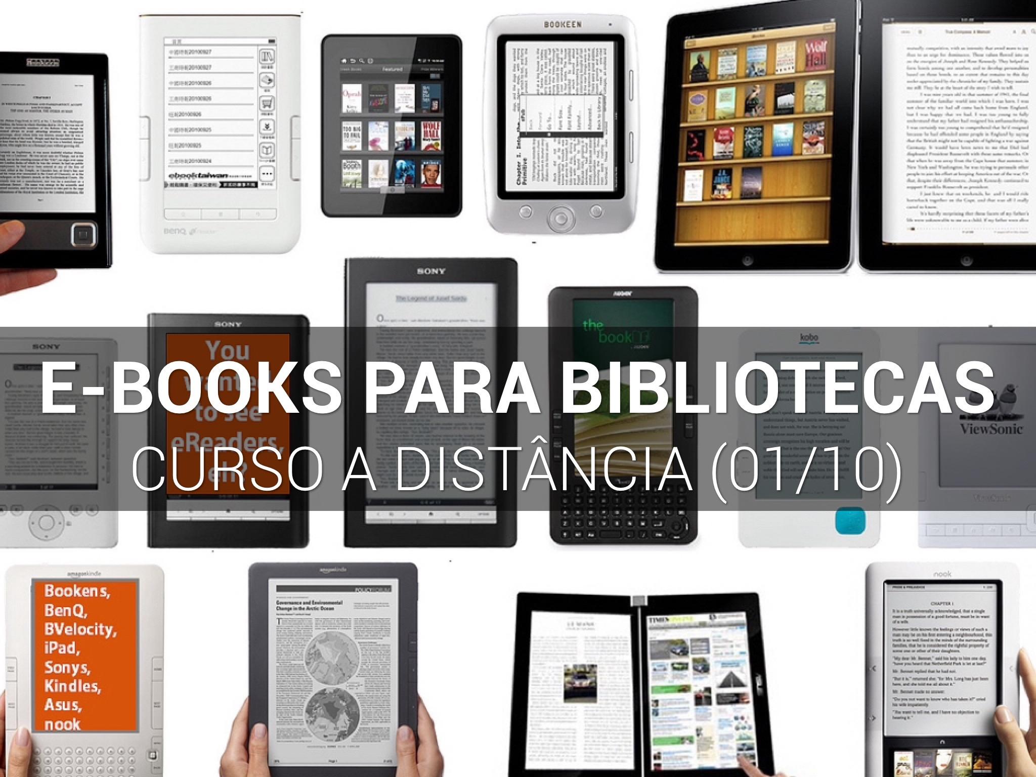 eBooks para Bibliotecas