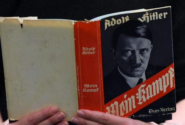Direitos autorais de obra de Hitler expiram em 1º de janeiro e edição comentada será possível (Foto: Reprodução)