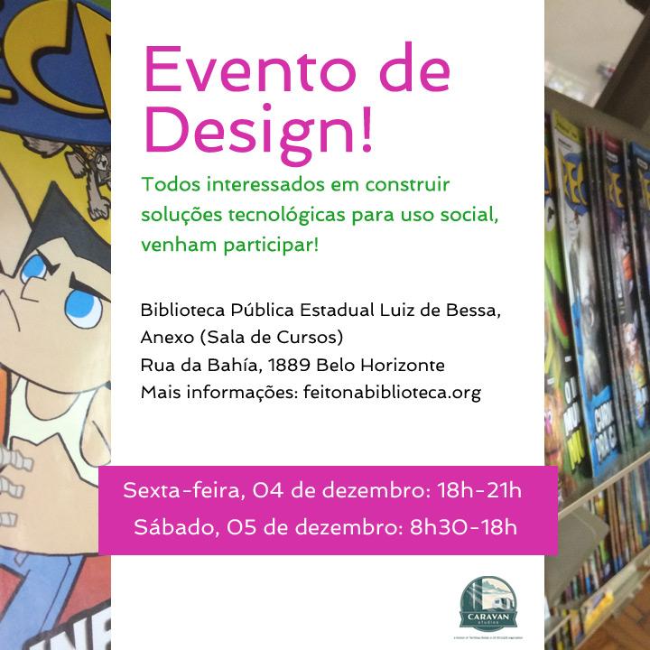 Evento de Design