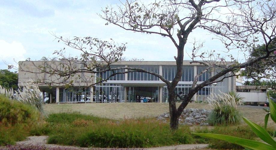 Fachada do Museu de Arte da Pampulha (Fonte: Conhecendomuseus.com.br)