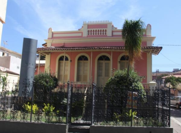 Biblioteca Pública de Itaúna (Foto: Prefeitura de Itaúna)
