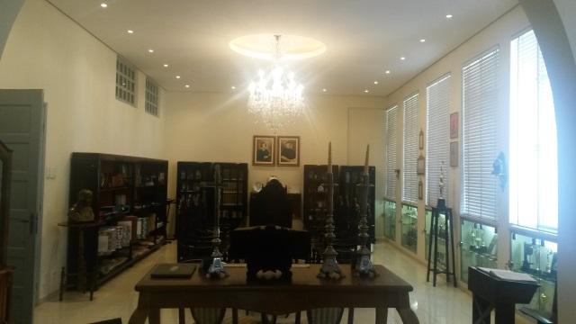 Centro de Referência Histórica lembra a trajetória da instituição (Foto: Divulgação)