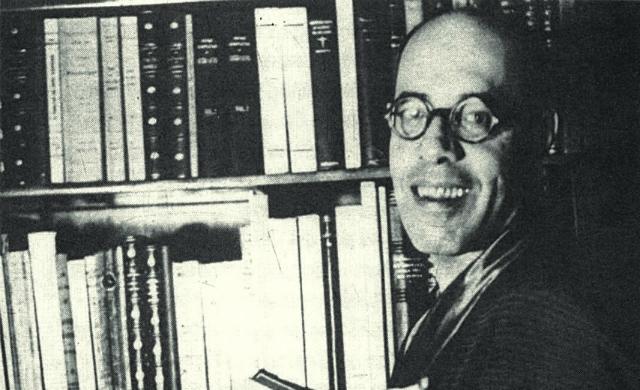 Escritor foi um dos pioneiros do modernismo no Brasil (Foto: Série Fotografia IEB)