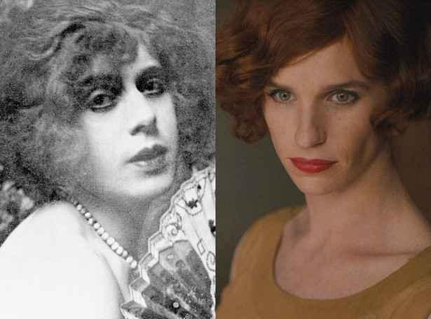 Indicado ao segundo Oscar da carreira, Eddie Redmayne vive a pintora transexual Lili Elbe (Foto: Reprodução)