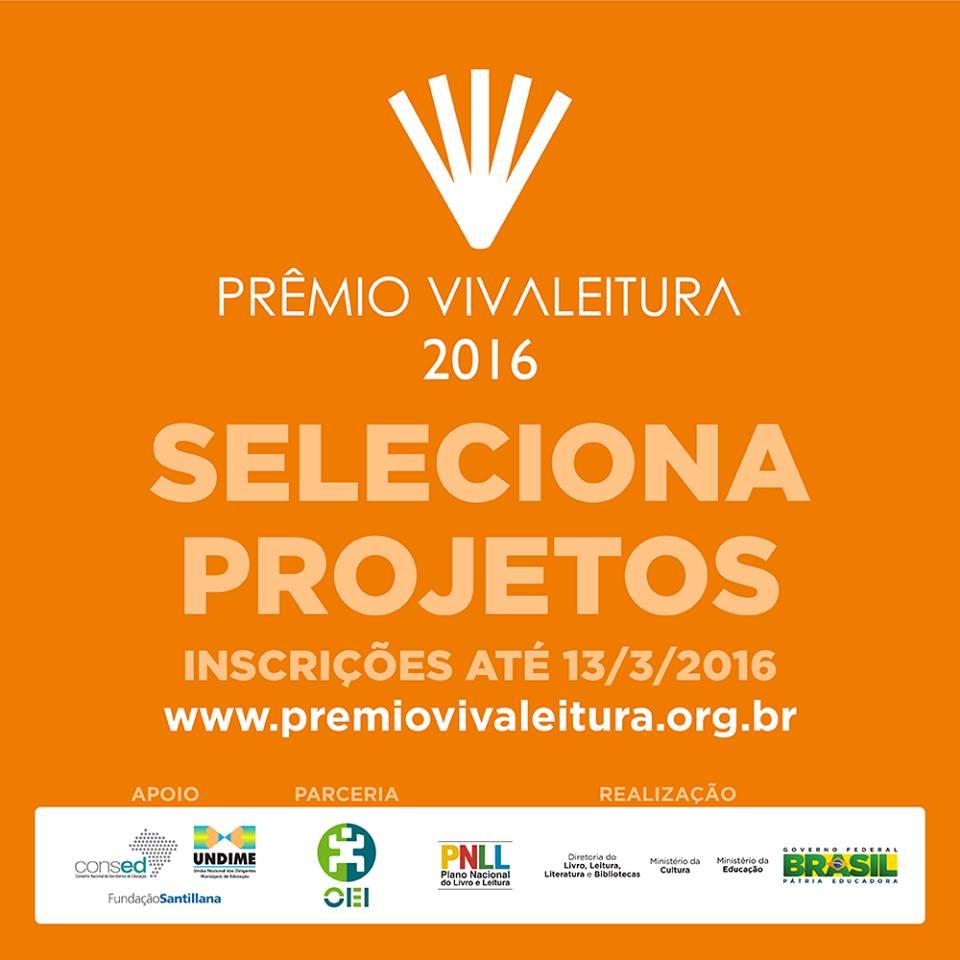 Prêmio Viva Leitura 2016