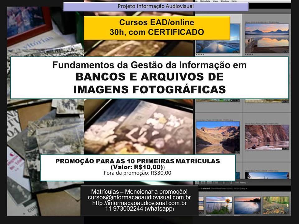 Bancos e Arquivos de Imagens Fotográfica