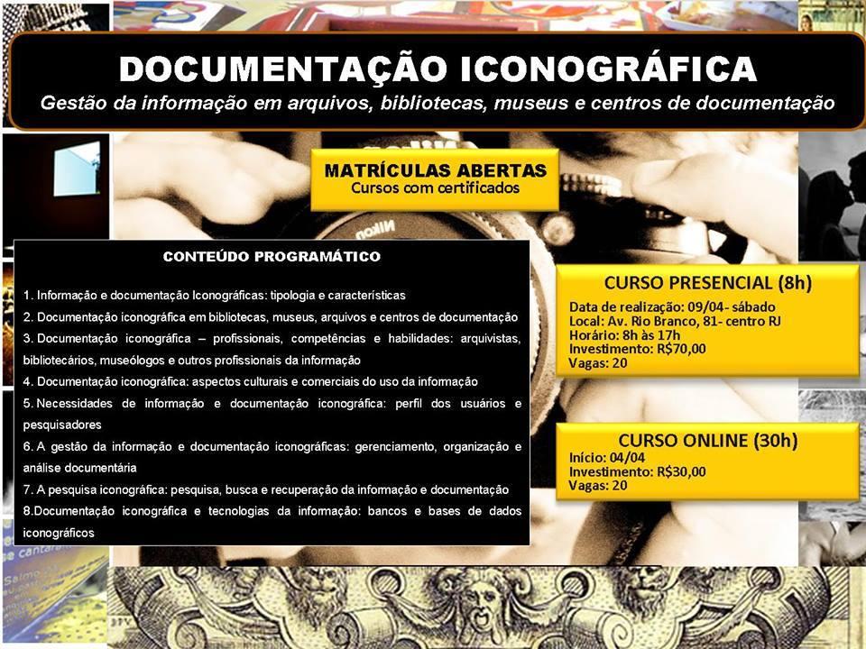 Documentação Iconográfica