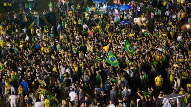 Boatos falaram em falsa ação armada contra manifestações (Foto: Agencia Brasil)