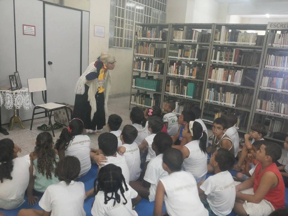 """""""Hora do Conto"""" surpreende as crianças ao abordar assuntos do cotidiano (Foto: Divulgação)"""