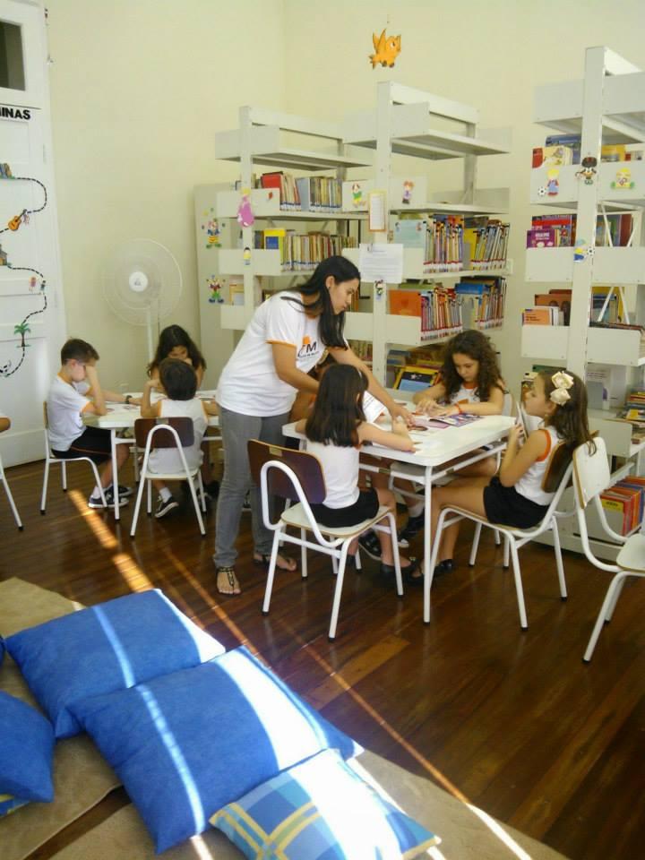 Biblioteca Pública Municipal Minerva Maluf de Souza fornece aos seus usuários o acesso à informação, leitura e ao livro (Foto: Divulgação)