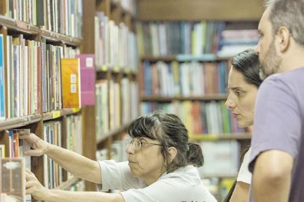 História. A livraria do Ouvidor foi inaugurada em 1979 (Foto: Reprodução/O Tempo)