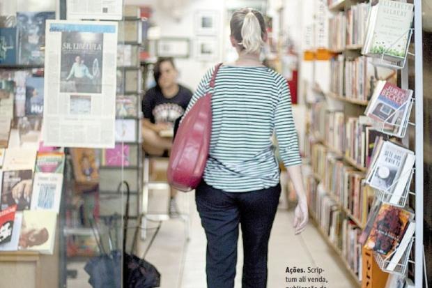 Prazeres da leitura e da convivência: Scriptium alia venda, publicação de livros e prepara lançamento de novo selo (Foto: Reprodução/ O Tempo)