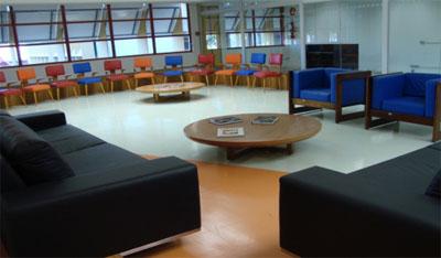Espaço de Leitura oferece lazer qualificado à comunidade (Foto: Divulgação)