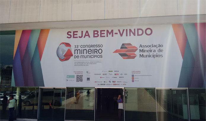 AMM promove congressos de municípios (Foto: Divulgação)