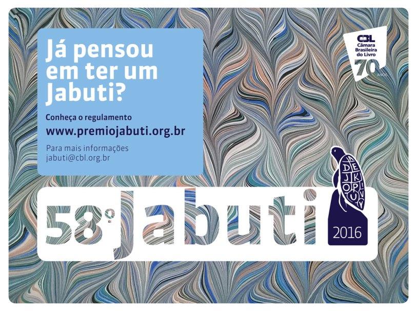 58º Prêmio Jabuti