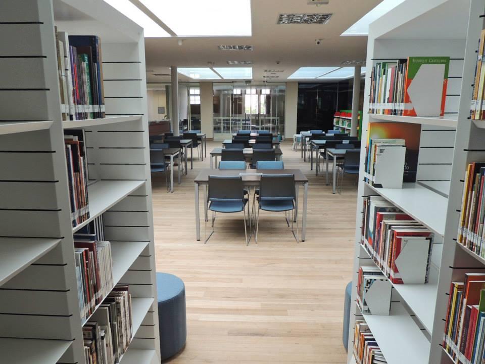 Biblioteca do Centro Cultural Sesc Glória reabre com programação especial (Foto: Divulgação)