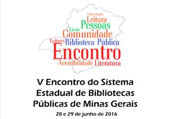 ENCONTRO ESTADUAL DE BIBLIOTECAS