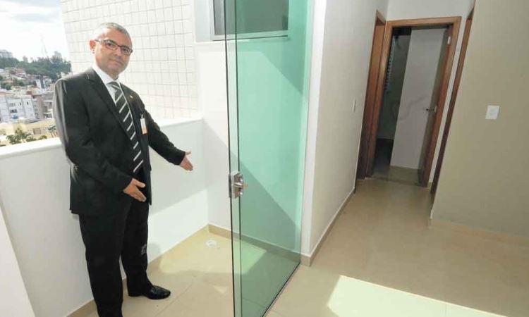 José De Filippo Neto, diretor da rede Netimóveis: carteira de imobiliárias associadas cresceu 21% (Foto: Reprodução/Estado de Minas)