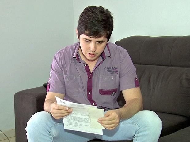 Renan disse que não foi notificado pelo atraso em entregar o livro (Foto: Reprodução/TVCA)