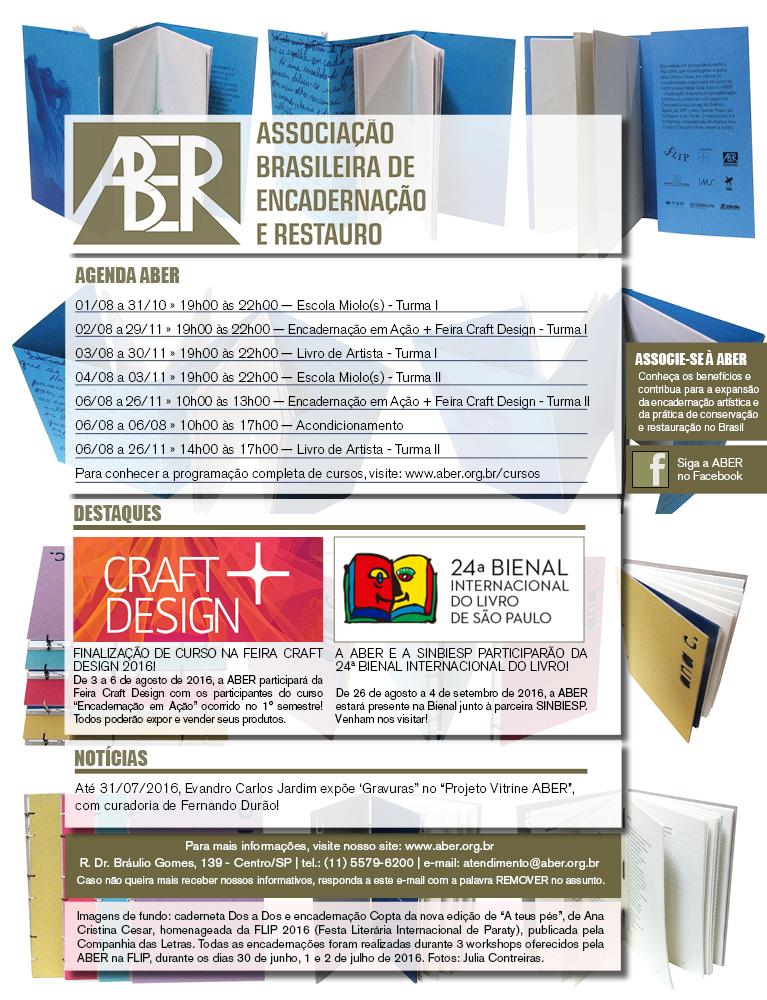 Associação Brasileira de Encadernação e Restauro