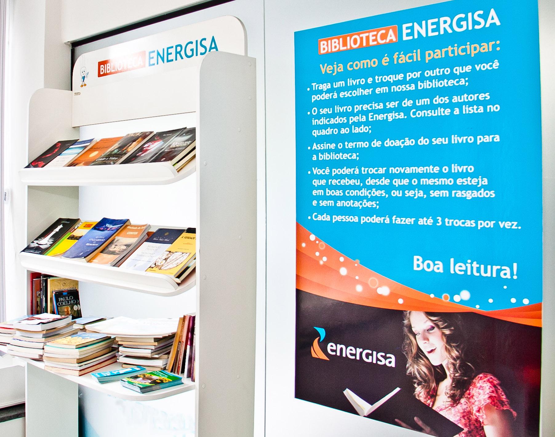 Biblioteca Energisa
