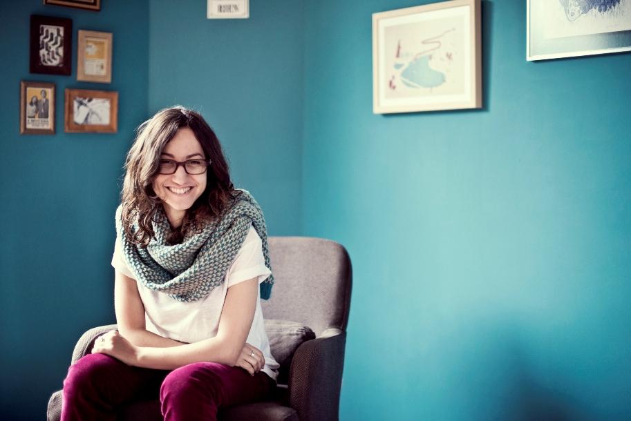 Carol Bensimon (Foto: Homo Literatus)