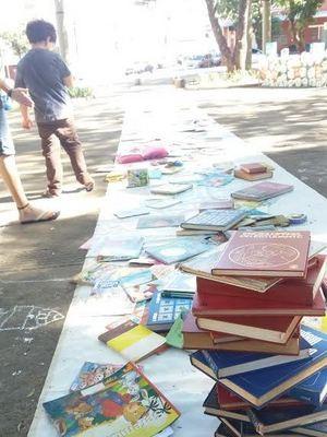 Projeto fomenta literatura na região leste da capital (Foto: Divulgação)