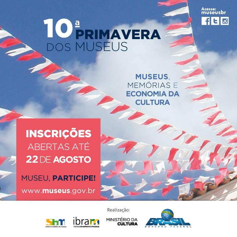 10ª Primavera dos Museus