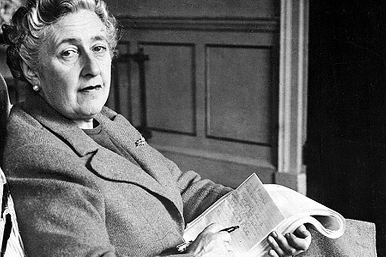 Agatha Christie (Foto: Reprodução/Homoliteratus.com)