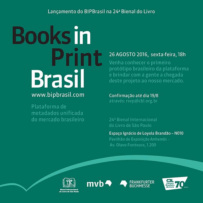 Book in Print Brasil