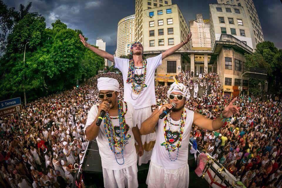 Baianas Ozadas é uma das atrações do festival (Foto: Reprodução/Facebook)