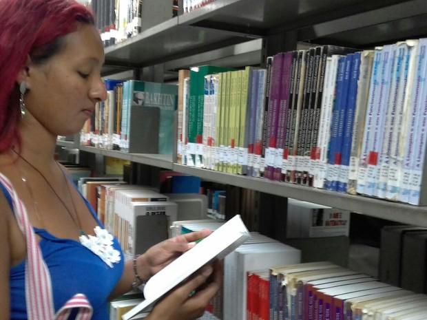 Mariana procurou a ouvidoria da instituição para denunciar professora. (Foto: Mariana Monteiro/ Arquivo Pessoal)