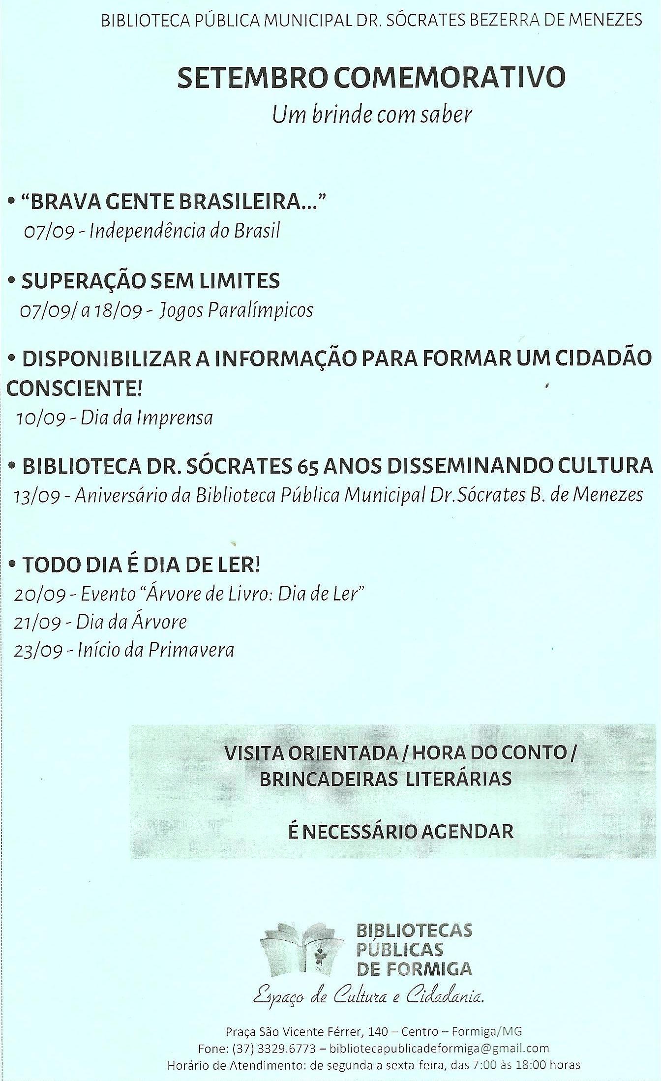Biblioteca Pública de Formiga