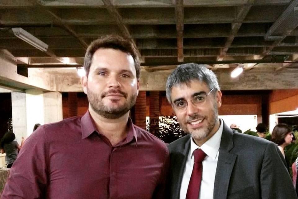 Álamo Chaves e Carlos Alberto Ávila participaram da abertura do MERCOSUR 2016
