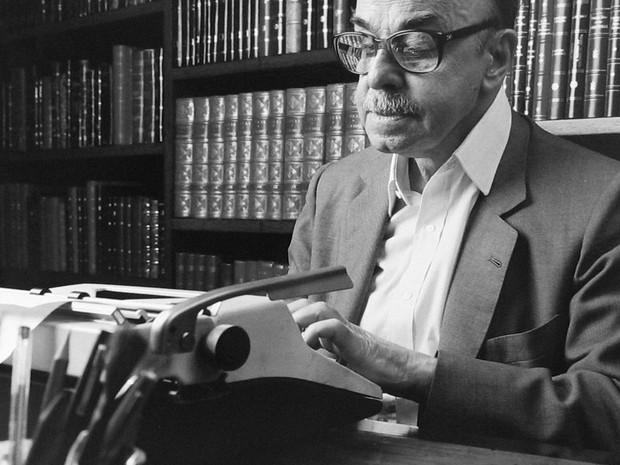 Centenário de Murilo Rubião, autor de Carmo de Minas, é comemorado em 2016 (Foto: Acervo Murilo Rubião / Divulgação)