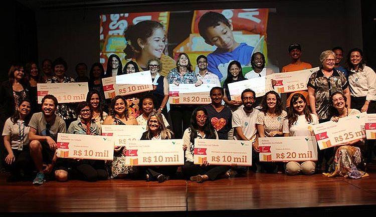 Projetos em Minas e Espírito Santo foram premiados (Foto: Divulgação)