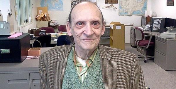 Robert Morin (Foto: Divulgação/University of New Hampshire)
