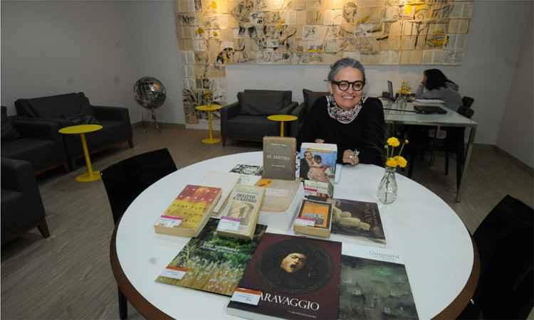 """""""Isso remete muito ao papel da escola de estar em todos os pontos de contato de uma pessoa que quer aprender"""" - Márcia Naves, diretora-geral da Fundação Torino (Foto: Cristina Horta/EM/DA Press)"""