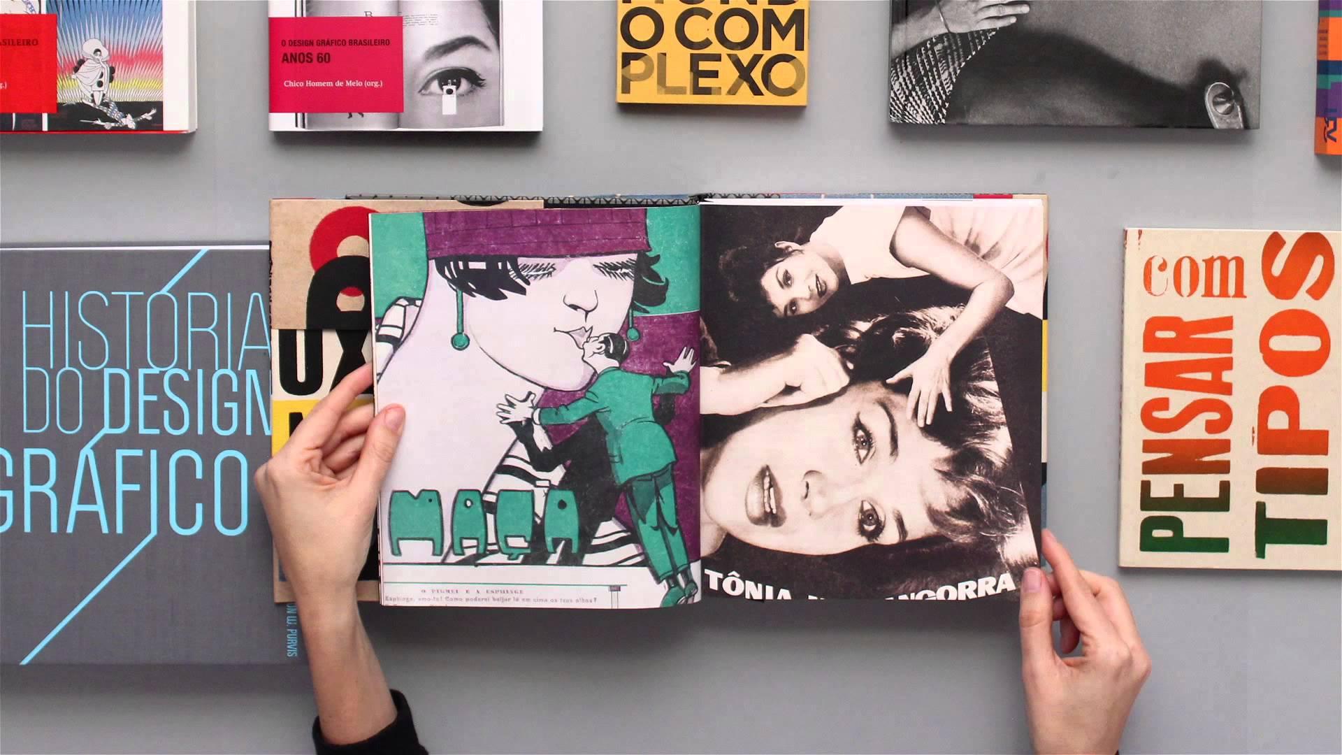 O qualificado acabamento gráfico das publicações da Cosac Naify era uma das marcas da editora (Foto: Cosac Naify)
